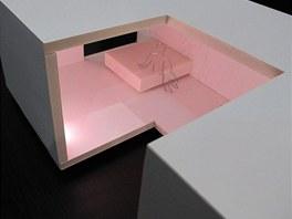Dům potřebuje jednoduchou základovou desku.