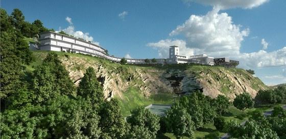 Nová podoba Barrandovských teras