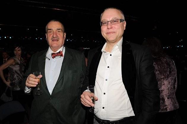 Bakala po Schwarzenbergovi koupil týdeník Respekt, dříve spolu provozovali například společnou likérku na becherovku. | foto: Marek Navrátil
