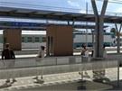 Takto by měl po rekonstrukci olomouckého železničního uzlu vypadat pohled ze druhého nástupiště.
