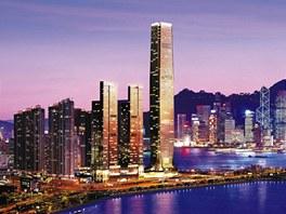 Nejvyšší hotel světa - Ritz-Carlton v Hong Kongu