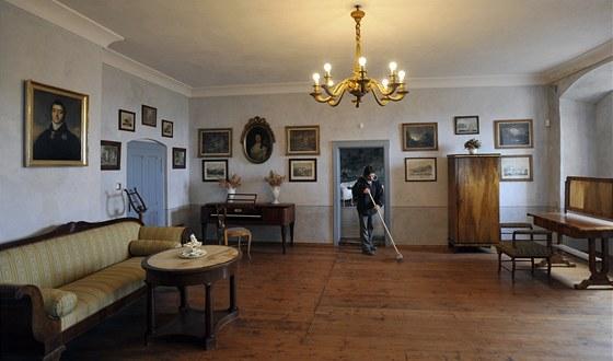 Hrad Grabštejn na Liberecku je připraven na novou turistickou sezonu, která začíná první dubnový víkend.