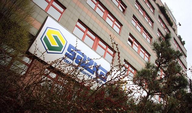 Pra�ské sídlo loterijní spole�nosti Sazka (ilustra�ní foto)