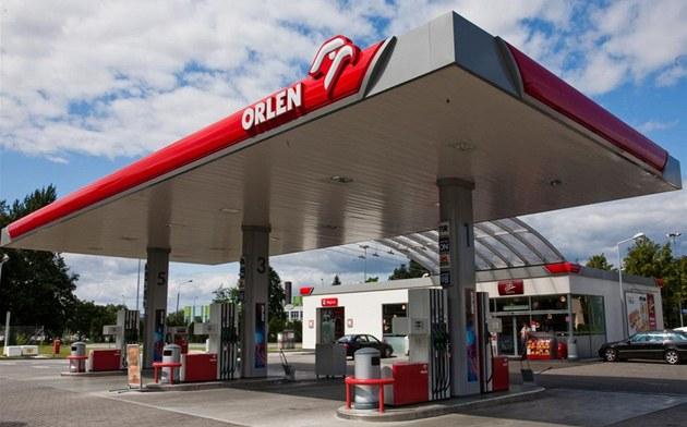 Benzina zkou�í zavést do �eska novou zna�ku Orlen. Pokud se ujme, mohla by nahradit sou�asné Benziny plus.