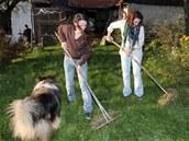 Na farmě je neustále co dělat, ačkoliv to tak v reality show Farmář hledá ženu často tak nevypadá.