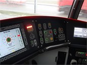 Simulov�n� poruchy motor� v tramvaji 15T
