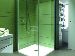 """Sprchový kout OpenSpace po """"rozložení"""""""