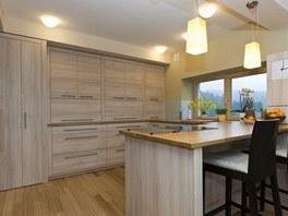 Kuchyně ve tvaru U