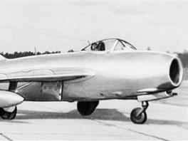 Letoun MIG-15