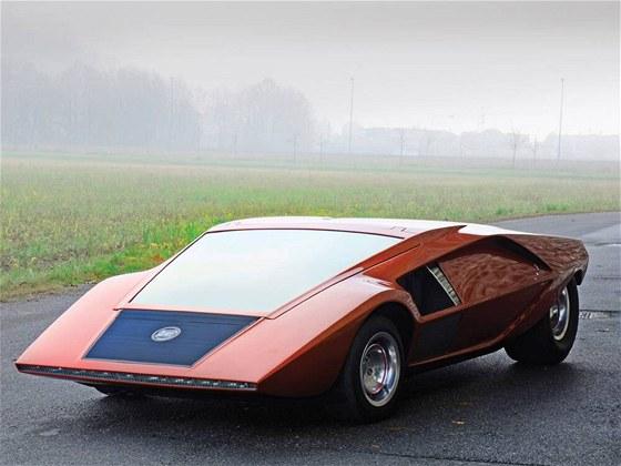 Lancia Stratos HF Zero 1970