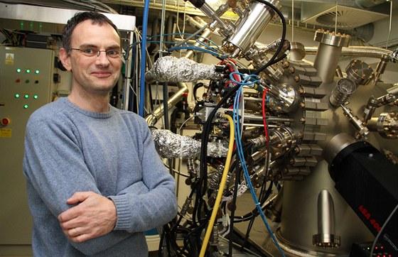 Fyzik Tomáš Jungwirth