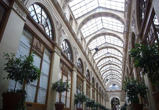 Královna pařížských pasáží - Galerie Vivienne