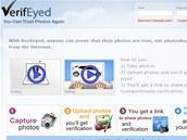 Verifeyed.com nabízí certifikát potvrzující, že jste nahráli nemanipulovanou fotografii na svůj Facebook, eBay nebo eBid