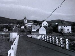 Vesnice Zahrádka, která v sedmdesátých letech ustoupila stavbě Želivské přehrady, v sobotu opět ožila.