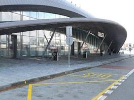 Budova brněnského letiště