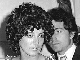 Marie Rottrová v roce 1972