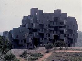 Architekt Ricardo Bofill navrhl stavbu na základě několika matematických rovnic.