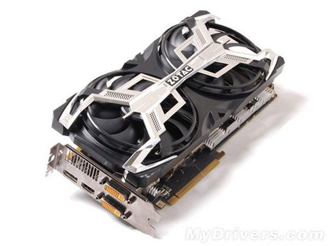 Zotac GTX 580 Monster