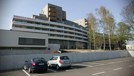Dům roku 2010 - Apartmánový dům Landek.