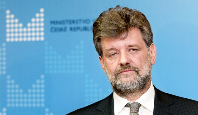 Ministr vnitra Jan Kubice