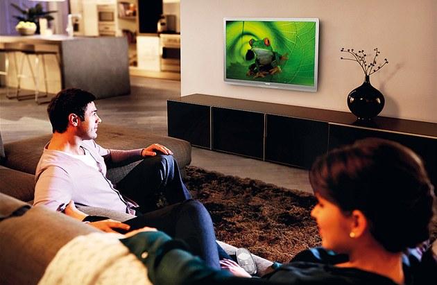 Televizory s podsvícením LED mají malou spot�ebu.