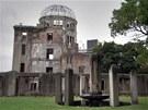 Průmyslový palác se stal součástí Hirošimského památníku míru.