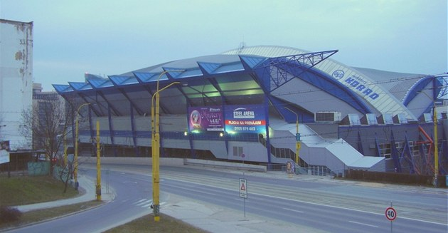 Steel Arena, Ko�ice