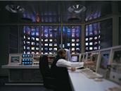 Kontrolní a odbavovací pracoviště ASTRA