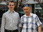 CEO GINA Software a velitel záchranářů Sibřina o.s. Stanislav Bornay
