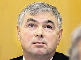Jaroslav Palas v okamžiku svého zvolení za moravskoslezského hejtmana.