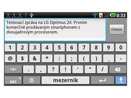 LG Optimus 2X (systém)