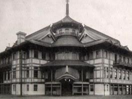 Matushima Park hotel od Jana Letzela