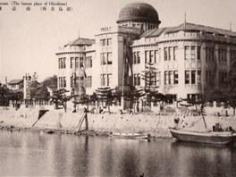 Průmyslový palác v Hirošimě (původně Obchodní a průmyslové muzeum)