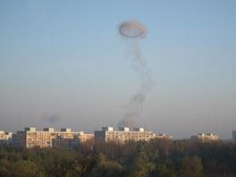 V semtínské továrně vybuchl nitroglycerin. (20. 4. 2011)
