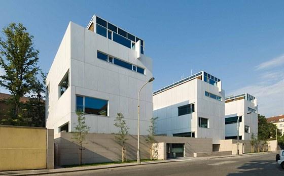 Kategorie Novostavba: 12 Lofts, Praha 6, Bubene�, autor: John Eisler, spoluautor: Jan Novotn�, investor: Hochtief CZ