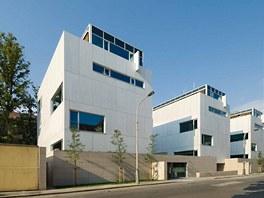 Kategorie Novostavba: 12 Lofts, Praha 6, Bubeneč, autor: John Eisler, spoluautor: Jan Novotný, investor: Hochtief CZ