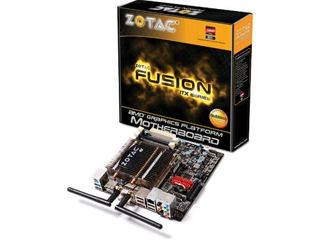 Fusion-ITX WiFi A-series