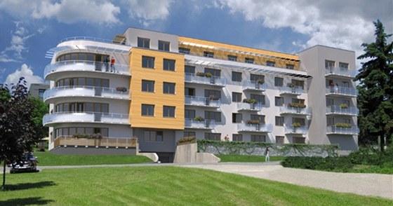 Pilotní bytový projekt společnosti YIT - KOTI Hostivař