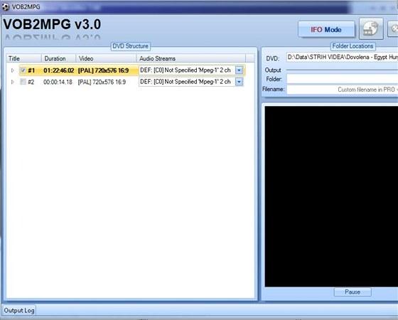 VOB2MPG 3.2