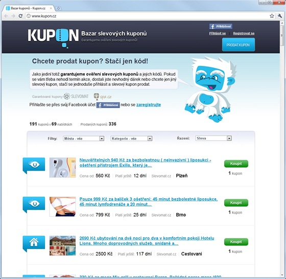 Kupon.cz