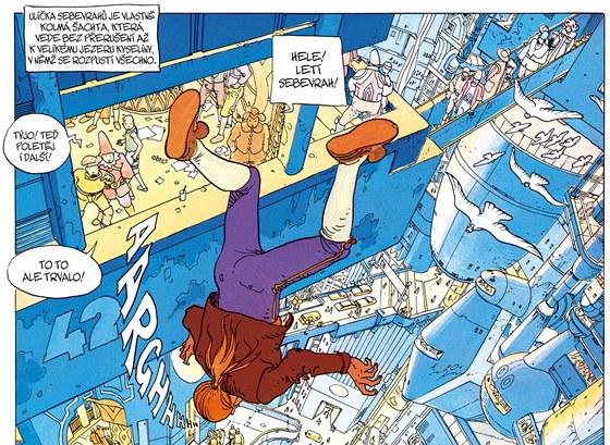 Z komiksu Incal