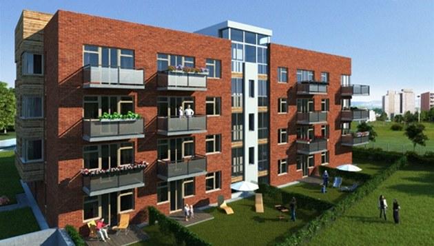 KOTI Hájek - bytový projekt spole�nosti YIT