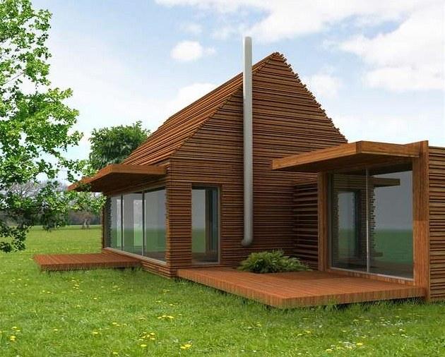 Фото как построить дешевый дом своими руками