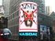 Reklama v New Yorku na zvláštní vydání magazinu Time (3. května 2011)