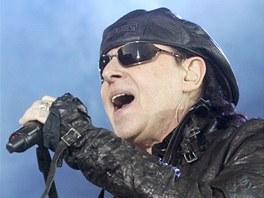 Scorpions hráli v roce 2010 na předvolebním mítinku ČSSD v Ostravě.