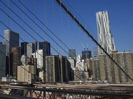 Nejvyšší obytný dům v New Yorku byl dokončený v roce 2011.