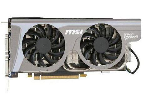 MSI GeForce GTX 560
