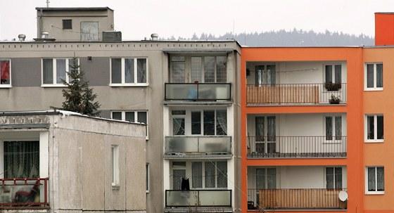 Přístup družstev k domům bývá hodně rozdílný.