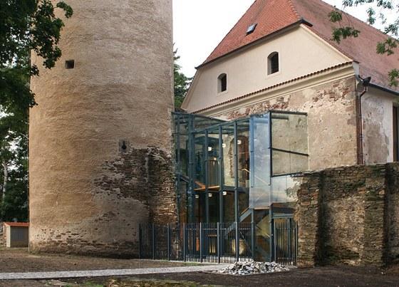 Kategorie Rekonstrukce: M�stsk� knihovna v Sob�slavi, autor: Jarom�r Kro��k / Ateli�r Kro��k � Architekt