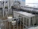 Snímky společnosti Tepco ukazují náraz tsunami ve Fukušimě (11. března 2011)